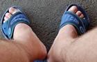 Бездомный в Британии одолжил посетителю ресторана свои ботинки