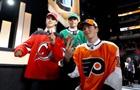 НХЛ: Нико Хишир – первый номер драфта, Нолан Патрик – второй