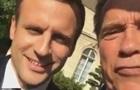 Шварценеггер і Макрон об єдналися проти Трампа