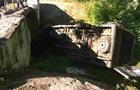 На Луганщині перекинулася маршрутка: 12 постраждалих