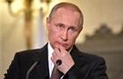Росіяни поставили Путіна на друге місце серед видатних особистостей