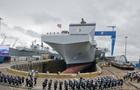 Крупнейший корабль ВМС Британии впервые выходит в море