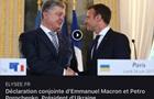У РФ заблокували доступ до відео зустрічі Порошенка і Макрона