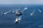 США, Индия и Япония проведут крупнейшие военные учения