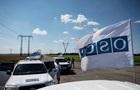 ОБСЄ: Біля кордону з РФ йшла колона техніки