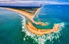 В США  всплывший  остров стал туристическим хитом