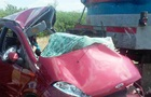 У Запорізькій області поїзд врізався в легковик: троє загиблих