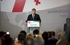Порошенко выступил на фоне баннера с ошибкой