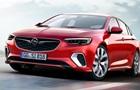 Opel показал самую мощную версию Insignia GSi