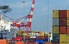 Украина увеличила экспорт товаров на четверть