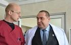В Кременчуге скандал вокруг  народного врача  ЛНР