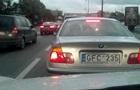 За три года в Украину ввезли полмиллиона авто с иностранной регистрацией