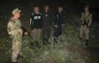 Пограничники задержали троих россиян за нарушение границы