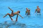 Украинские синхронистки добыли первое серебро чемпионата мира