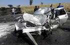 У Запорізькій області десять людей постраждали в ДТП