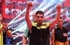 Михаил Алоян завоевал  серебряный  пояс WBC во втором бою на профиринге