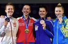 Українка Кривицька вперше виграла медаль чемпіонату світу