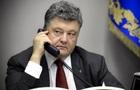 Порошенко наполягає на миротворцях ООН у Донбасі