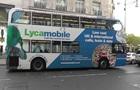 Оператор LycaMobile объявил о начале работы в Украине