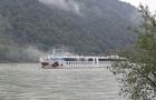 В Австрії загорілося пасажирське судно