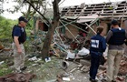 ОБСЄ підрахувала вибухи на Донбасі за вихідні