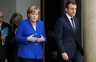 Меркель і Макрон підсумували бесіду  четвірки