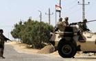 В Египте возле военного КПП взорвалась машина: семеро погибших