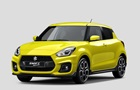 Suzuki показала обновленный хэтчбек Swift Sport