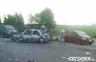 Під Києвом велика ДТП за участю білорусів