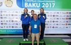 Збірна України виграла дві медалі чемпіонату Європи зі стрільби