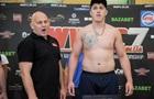 Український боєць Співак: Хочу забрати пояс чемпіона UFC