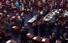 Маккейна в сенаті зустріли оплесками