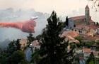 Во Франции из-за пожаров эвакуируют тысячи людей