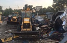 У Києві ринок на Лісовій знесли за рішенням суду - мерія