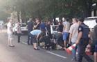 Нападавших и жертву стрельбы в Днепре держали в одной палате - журналист