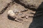 В Крыму археологи нашли ребенка с вытянутым черепом