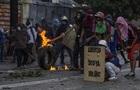 Жертвами протестов в Венесуэле стали семь человек