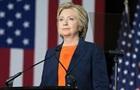 Хіларі Клінтон випустить книгу про поразку на виборах