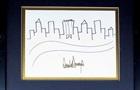 Рисунок Трампа продали почти за 30 тысяч долларов.