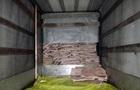 Росіянина спіймали на перевезенні півтори тонни сала