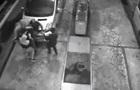 Украинские ультрас в Киеве зверски избили болельщиков ПАОКа