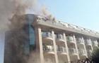 В Турции из горящего отеля выселили 400 человек