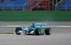 Мик Шумахер проехал на чемпионском болиде своего отца