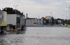 Потужна злива затопила вулиці Одеси