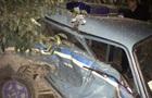 В Одесі п яний протаранив поліцейське авто