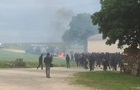 Во Франции разогнали экоактивистов, 40 пострадали