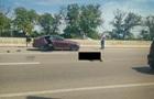 Под Одессой авто насмерть сбило солдата-срочника