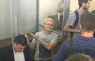 Активисту Шабунину избрали меру пресечения
