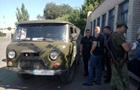 В Краматорске обстреляли автомобиль Укрпочты