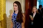Пресс-секретарем Белого дома стала пиарщица-модель
